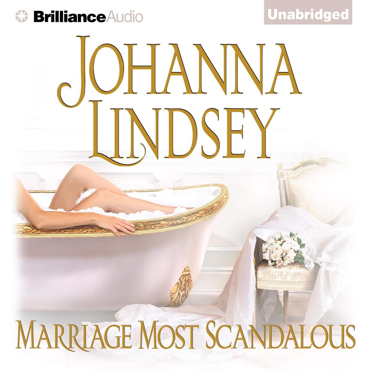 Printable Marriage Most Scandalous Audiobook Cover Art