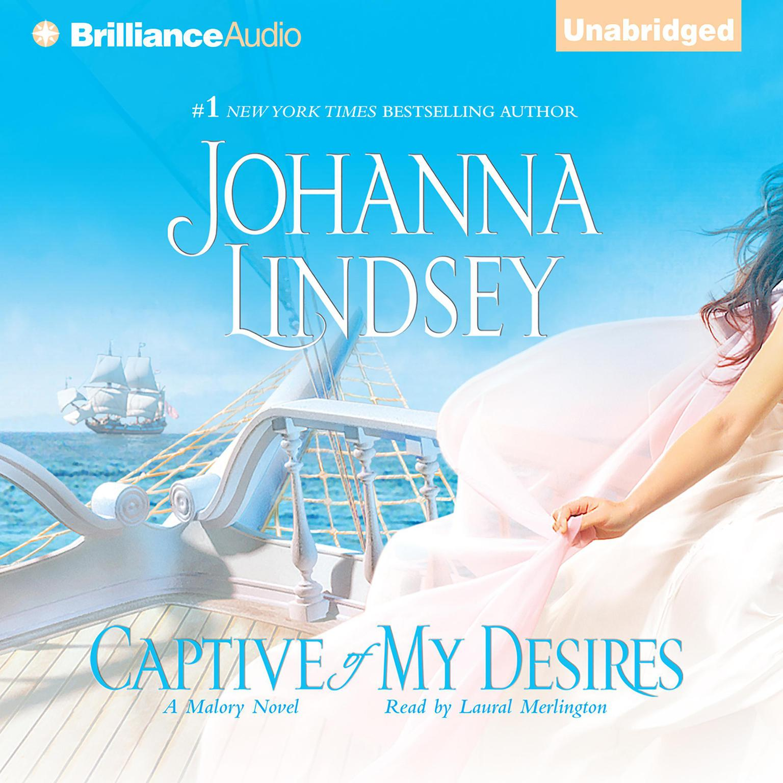 Printable Captive of My Desires Audiobook Cover Art