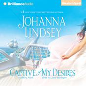 Captive of My Desires, by Johanna Lindsey