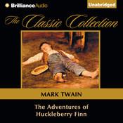 The Adventures of Huckleberry Finn, by Mark Twai