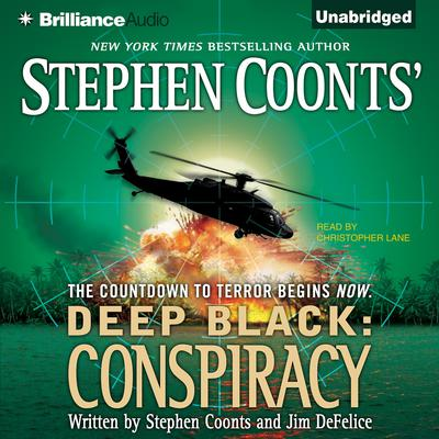 Conspiracy Audiobook, by Stephen Coonts