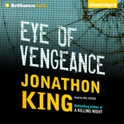 Eye of Vengeance Audiobook, by Jonathon King