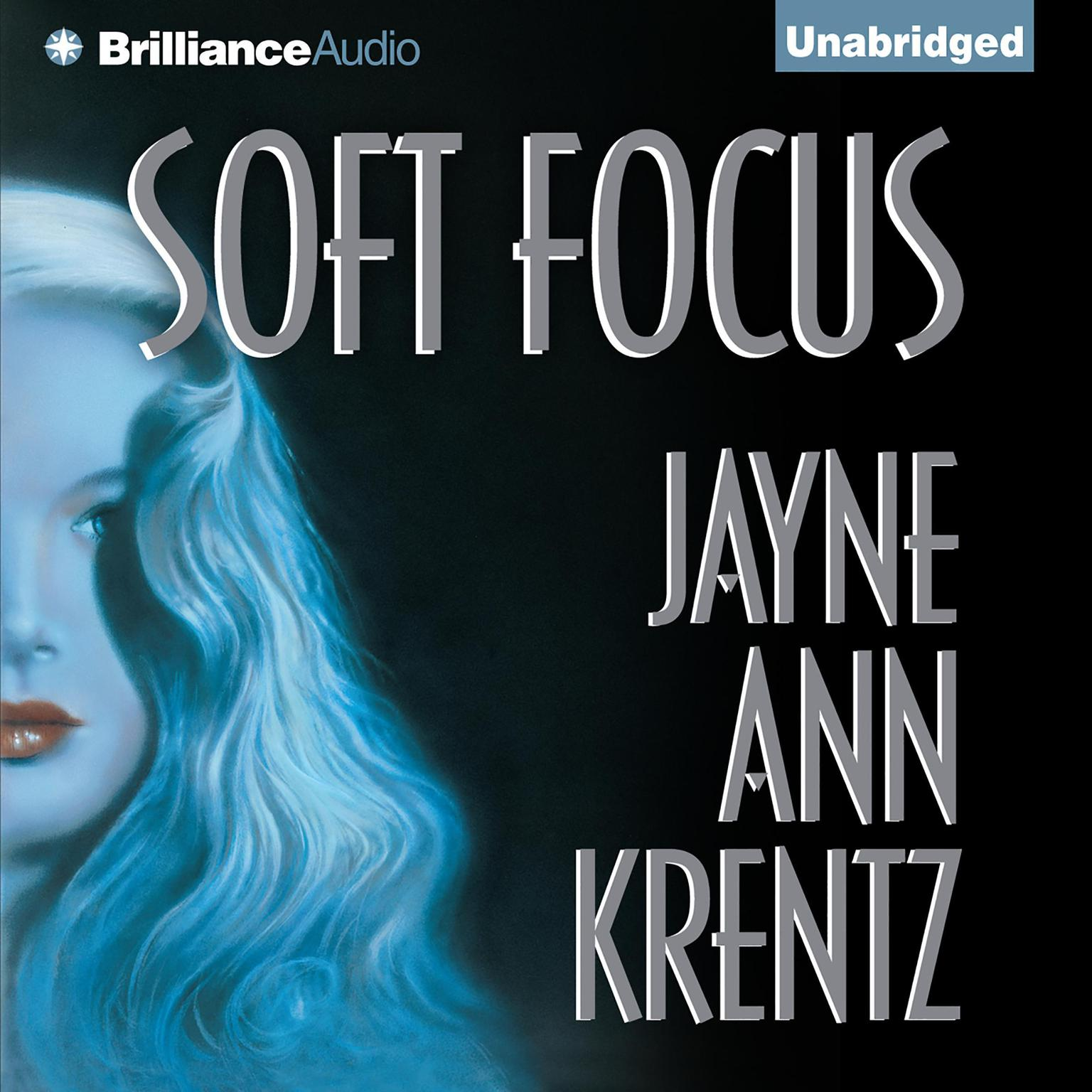 Printable Soft Focus Audiobook Cover Art