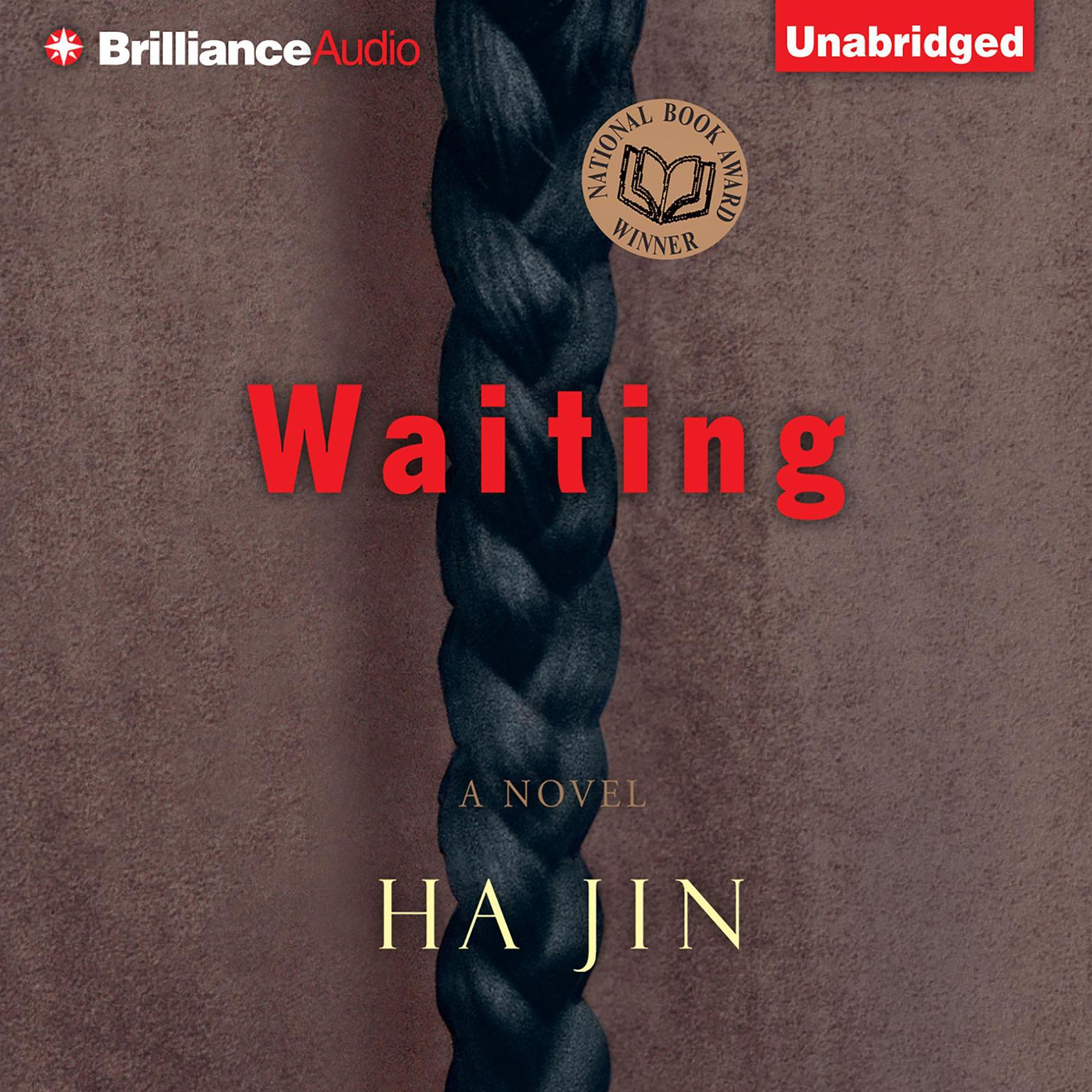 Printable Waiting Audiobook Cover Art