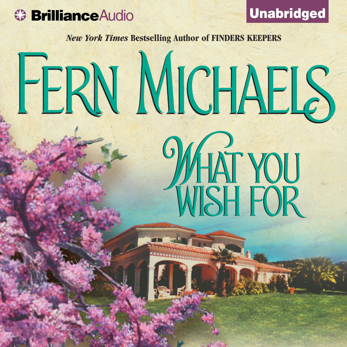 Printable What You Wish For Audiobook Cover Art