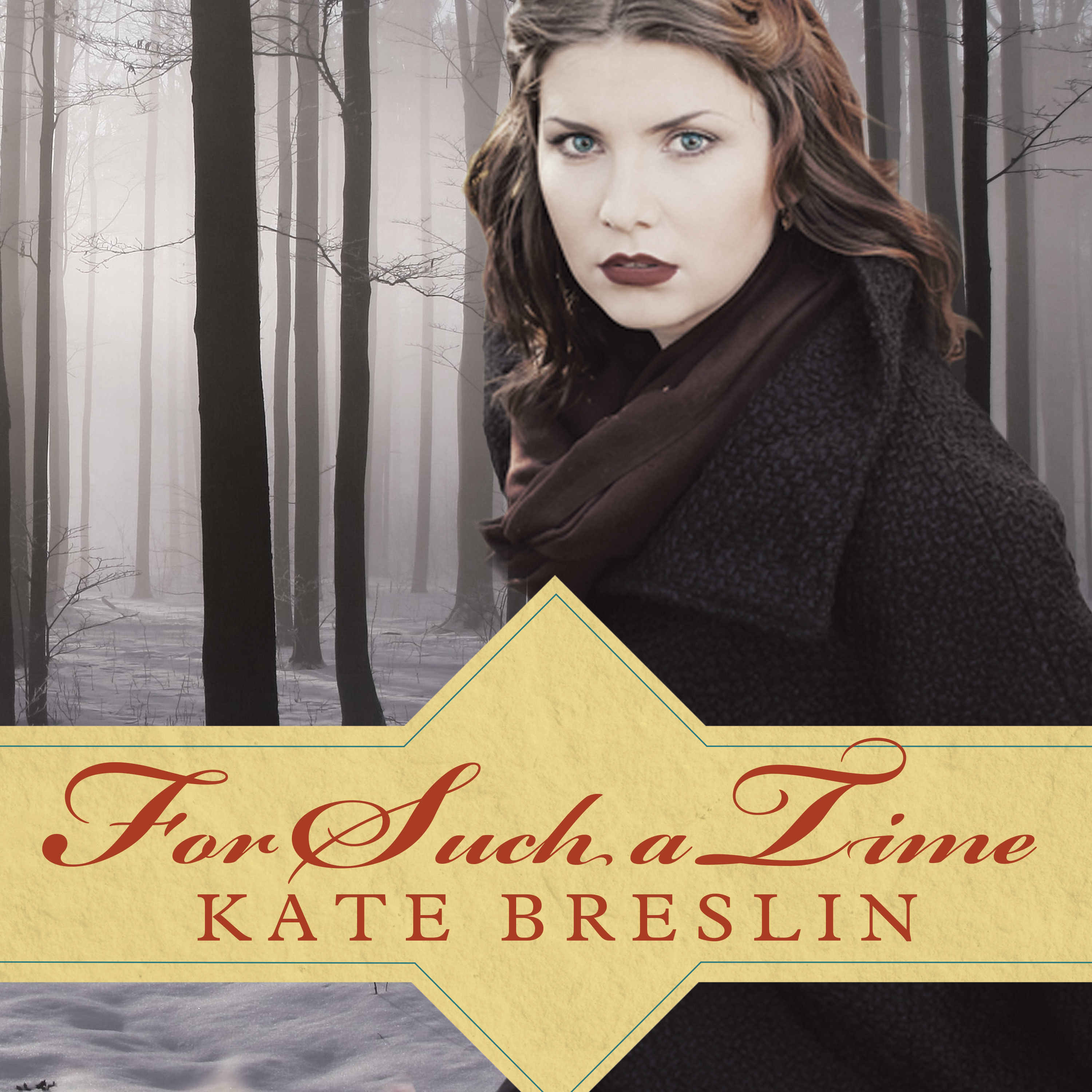 Printable For Such a Time Audiobook Cover Art