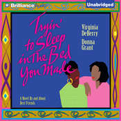 Tryin To Sleep In the Bed You Made Audiobook, by Virginia DeBerry, Donna Grant