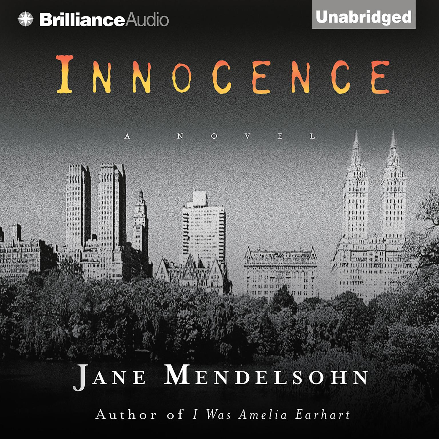 Printable Innocence: A Novel Audiobook Cover Art
