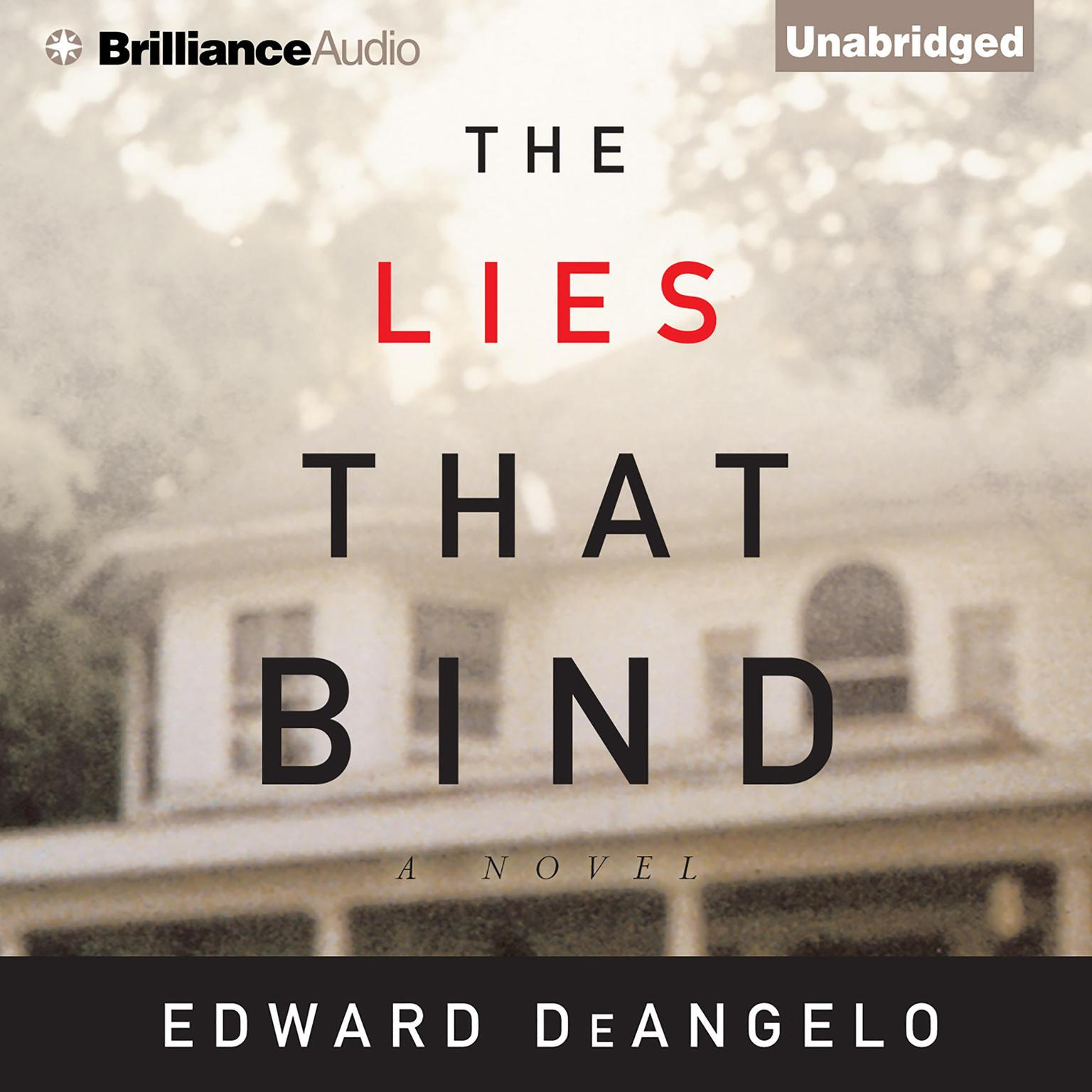 Printable The Lies That Bind: A Novel Audiobook Cover Art