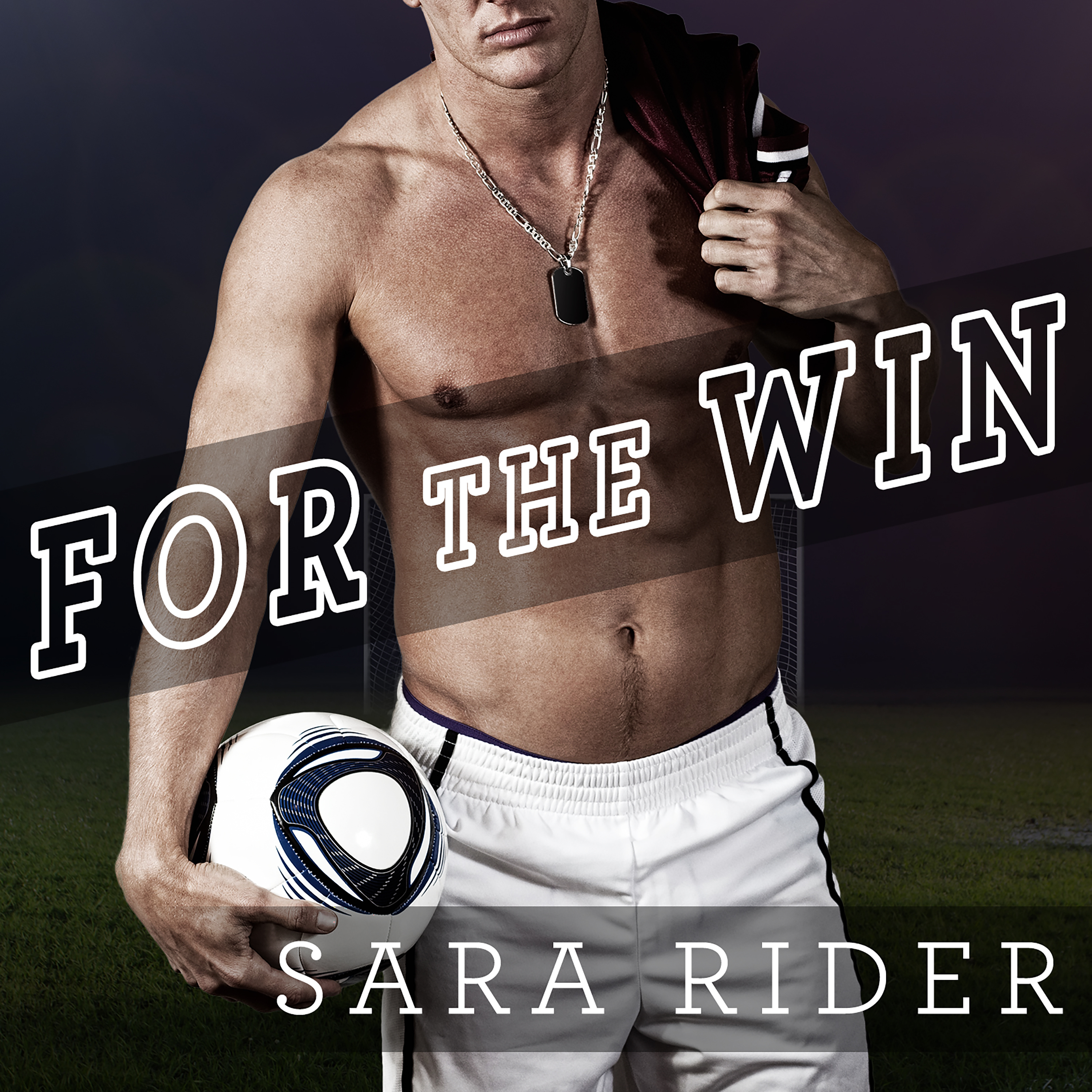 Printable For the Win Audiobook Cover Art