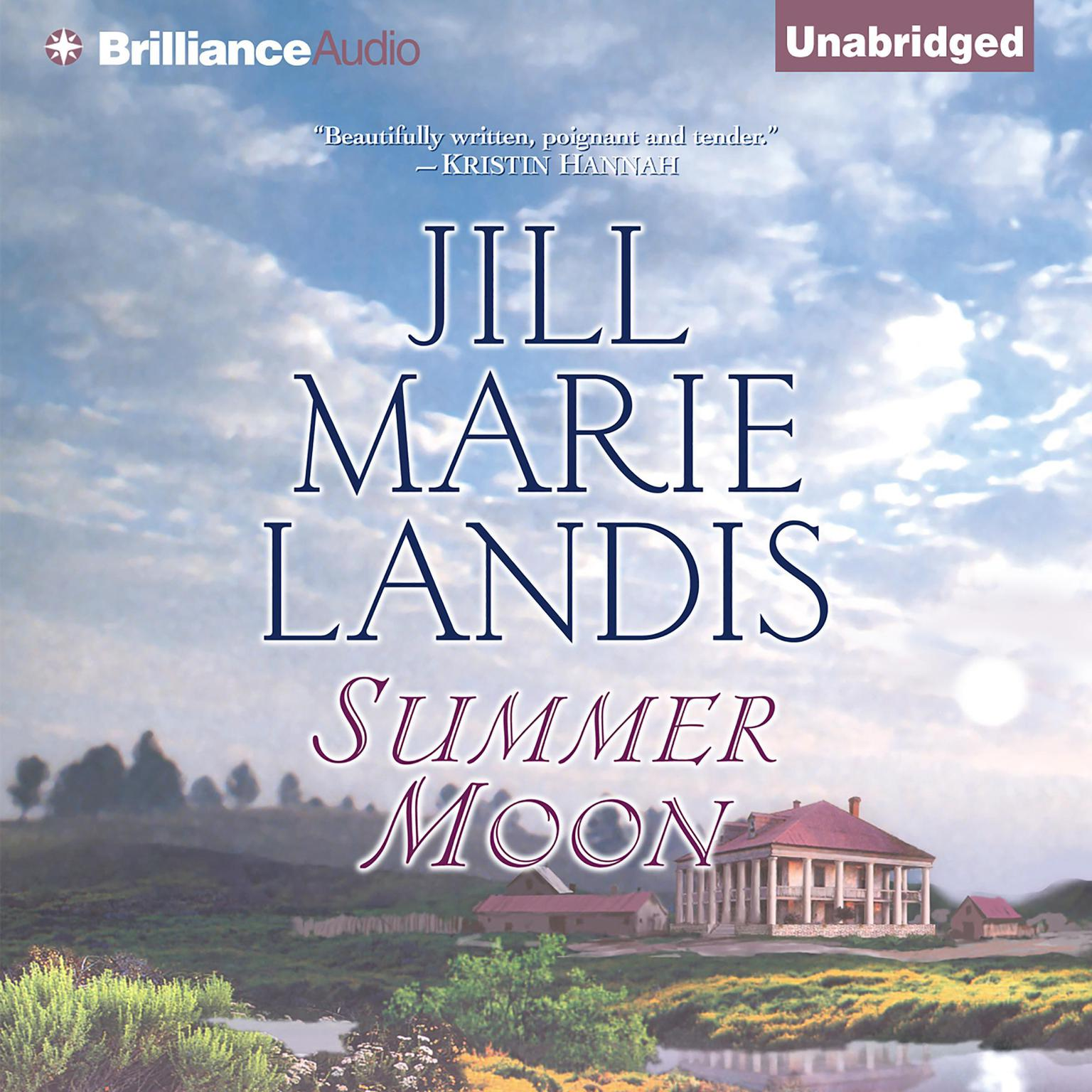 Printable Summer Moon Audiobook Cover Art