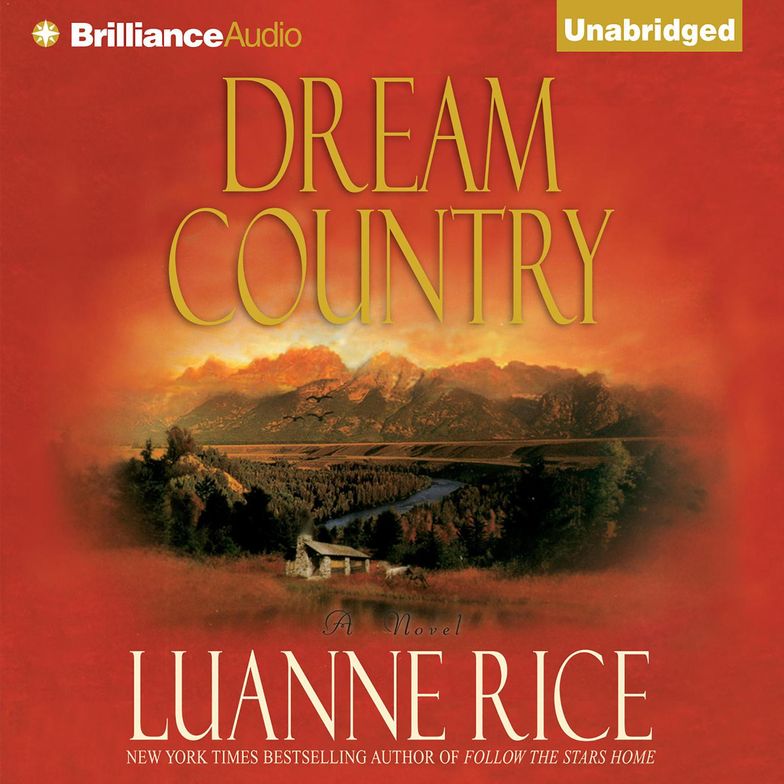 Printable Dream Country: A Novel Audiobook Cover Art