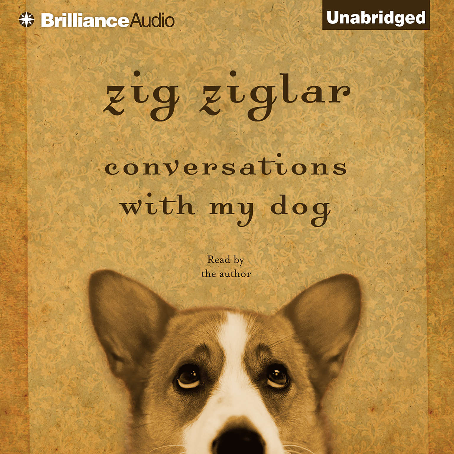 Printable Conversations with My Dog Audiobook Cover Art