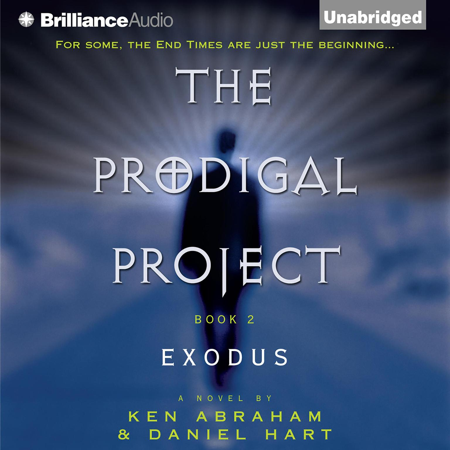 Printable The Prodigal Project: Exodus Audiobook Cover Art