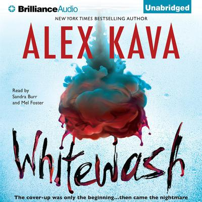 Whitewash Audiobook, by Alex Kava
