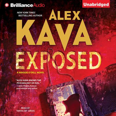 Exposed Audiobook, by Alex Kava