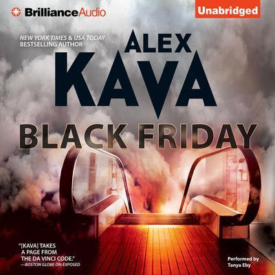 Black Friday Audiobook, by Alex Kava
