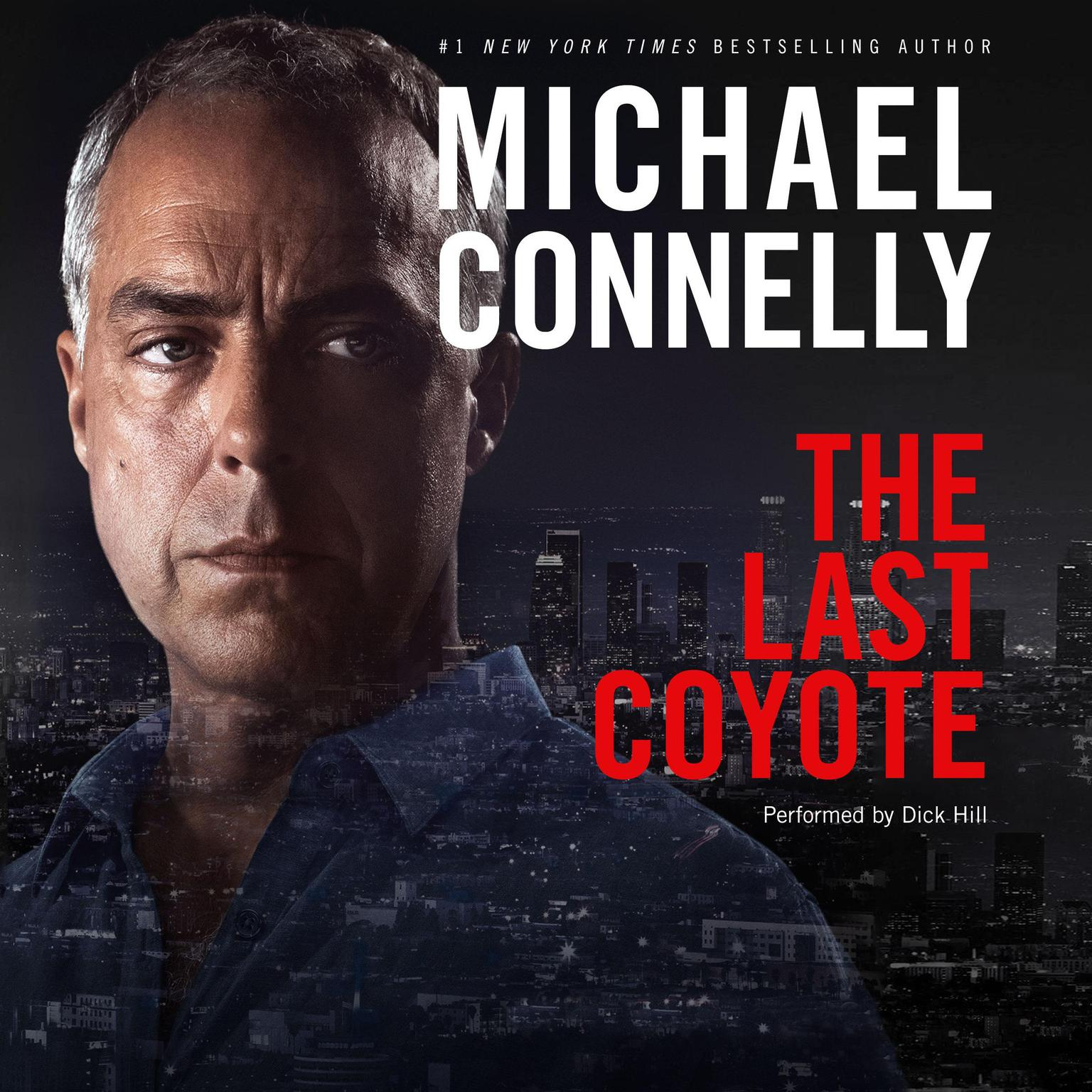 Printable The Last Coyote Audiobook Cover Art