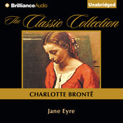 Jane Eyre, by Charlotte Brontë