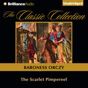 The Scarlet Pimpernel, by Emma Orczy