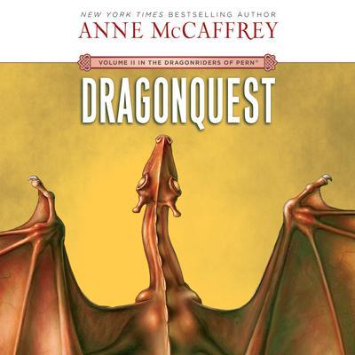 Dragonquest Audiobook, by Anne McCaffrey