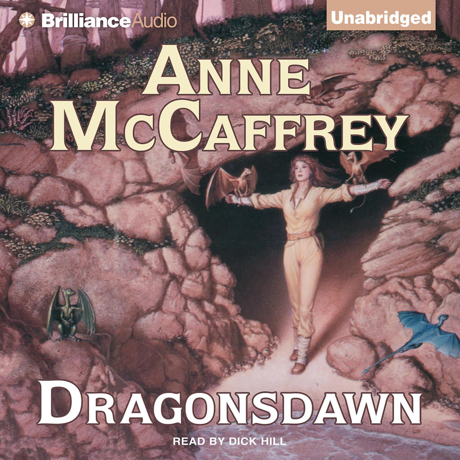 Printable Dragonsdawn Audiobook Cover Art