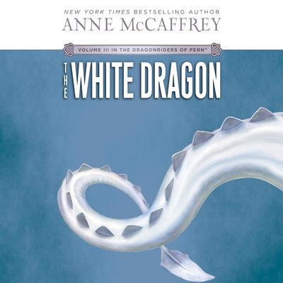 The White Dragon Audiobook, by Anne McCaffrey