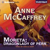 Moreta: Dragonlady of Pern, by Anne McCaffrey