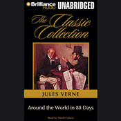 Around the World in 80 Days, by Jules Verne