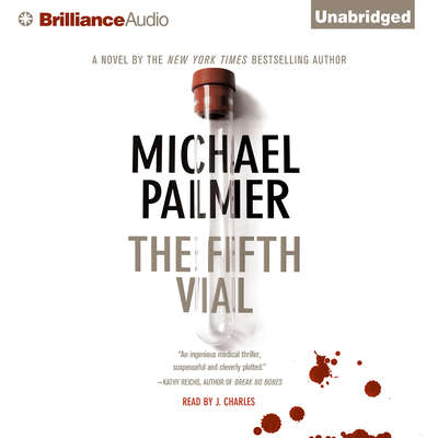 The Fifth Vial Audiobook, by Michael Palmer