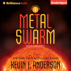 Metal Swarm Audiobook, by Kevin J. Anderson