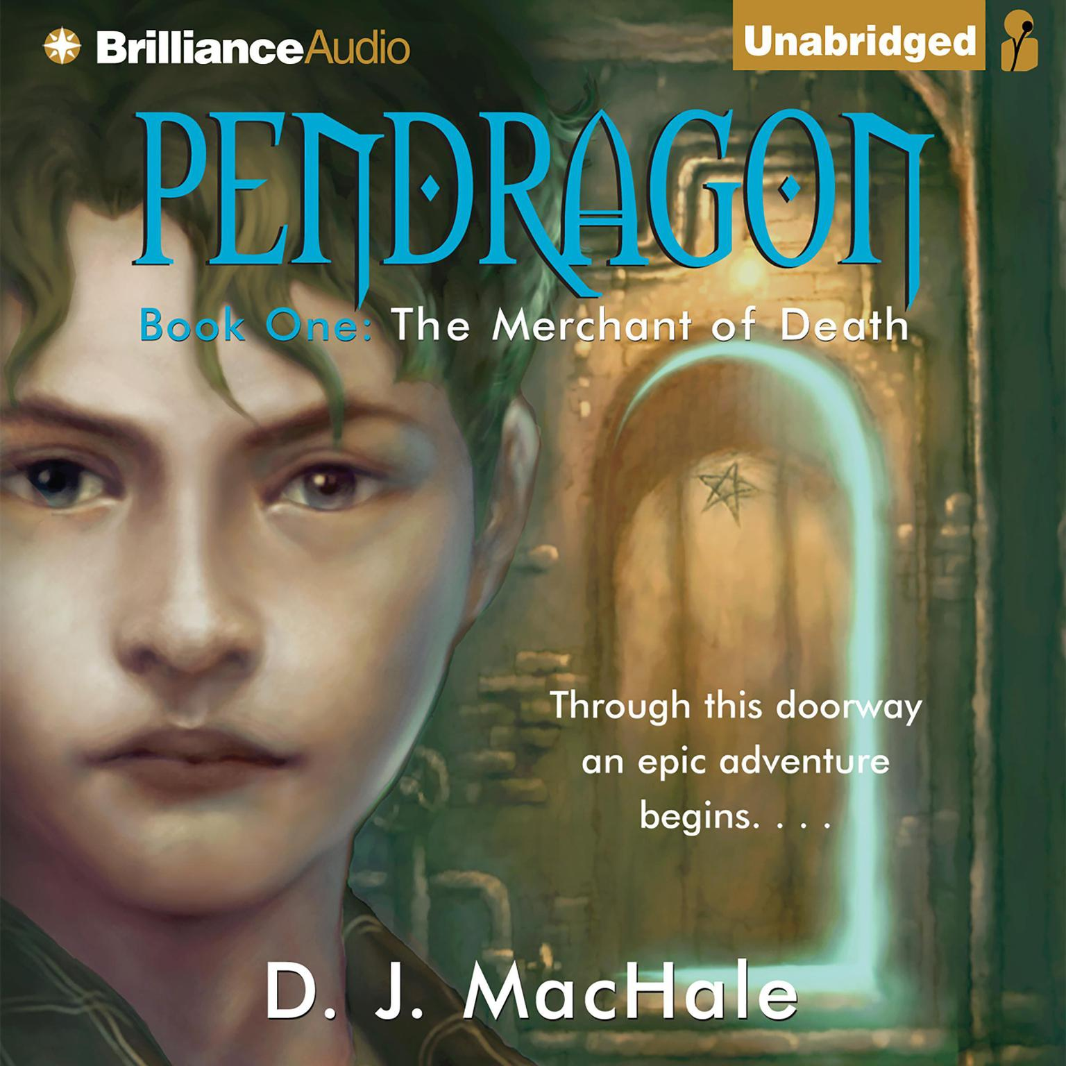 Printable The Merchant of Death Audiobook Cover Art