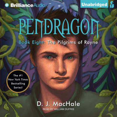 The Pilgrims of Rayne Audiobook, by D. J. MacHale