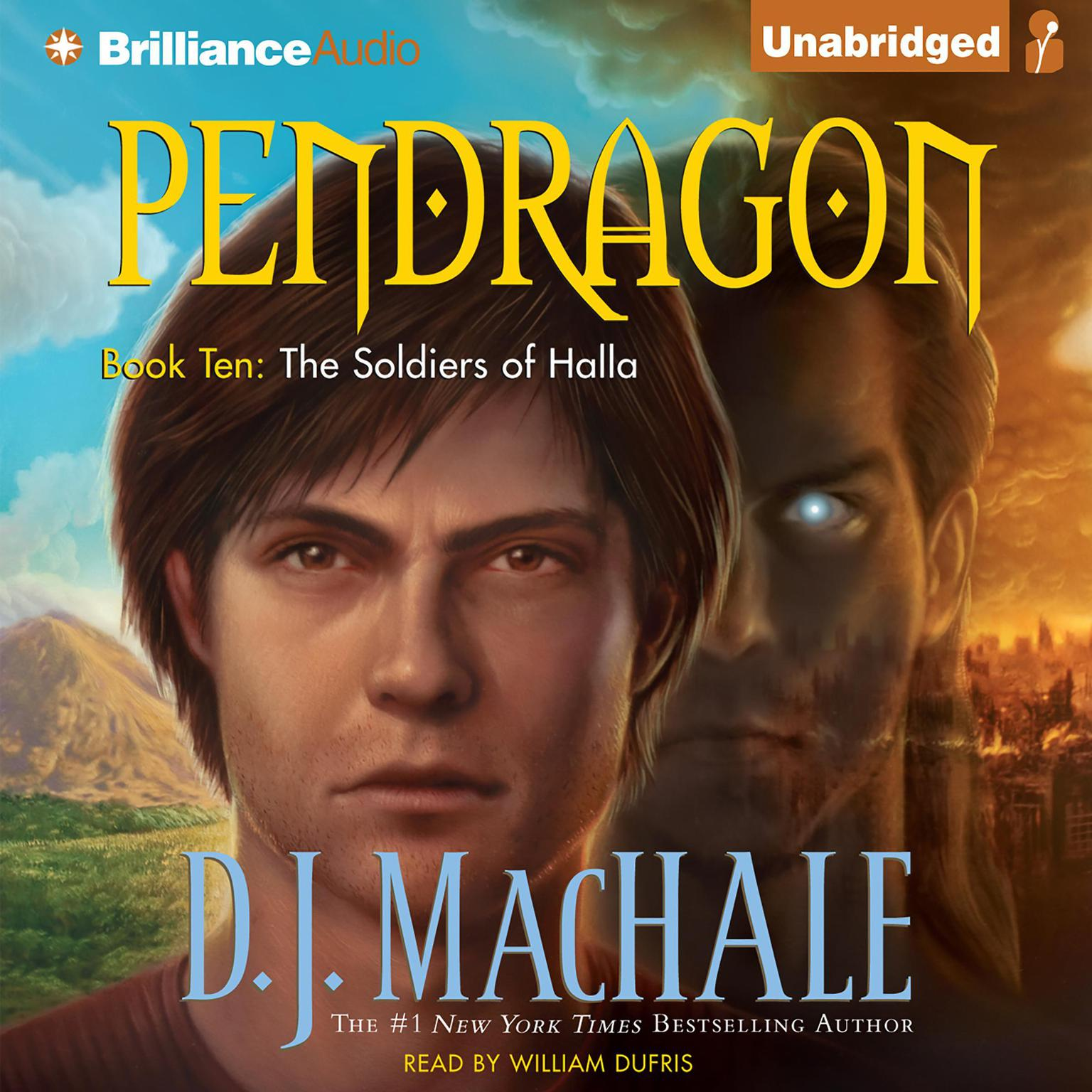 Printable The Soldiers of Halla Audiobook Cover Art