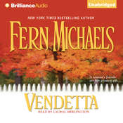 Vendetta Audiobook, by Fern Michaels