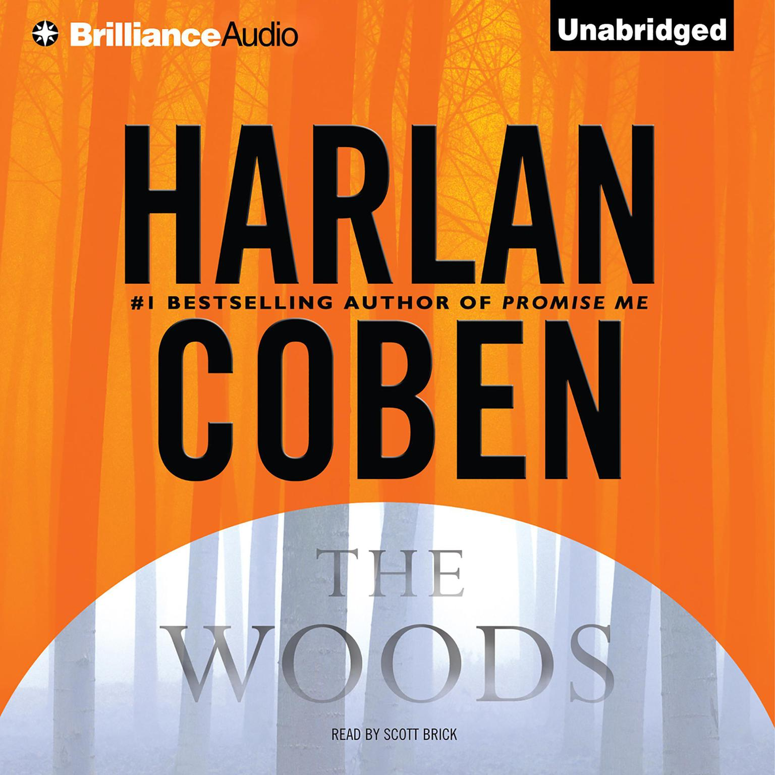 Printable The Woods Audiobook Cover Art