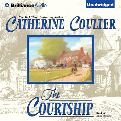 The Courtship Audiobook, by Catherine Coulter