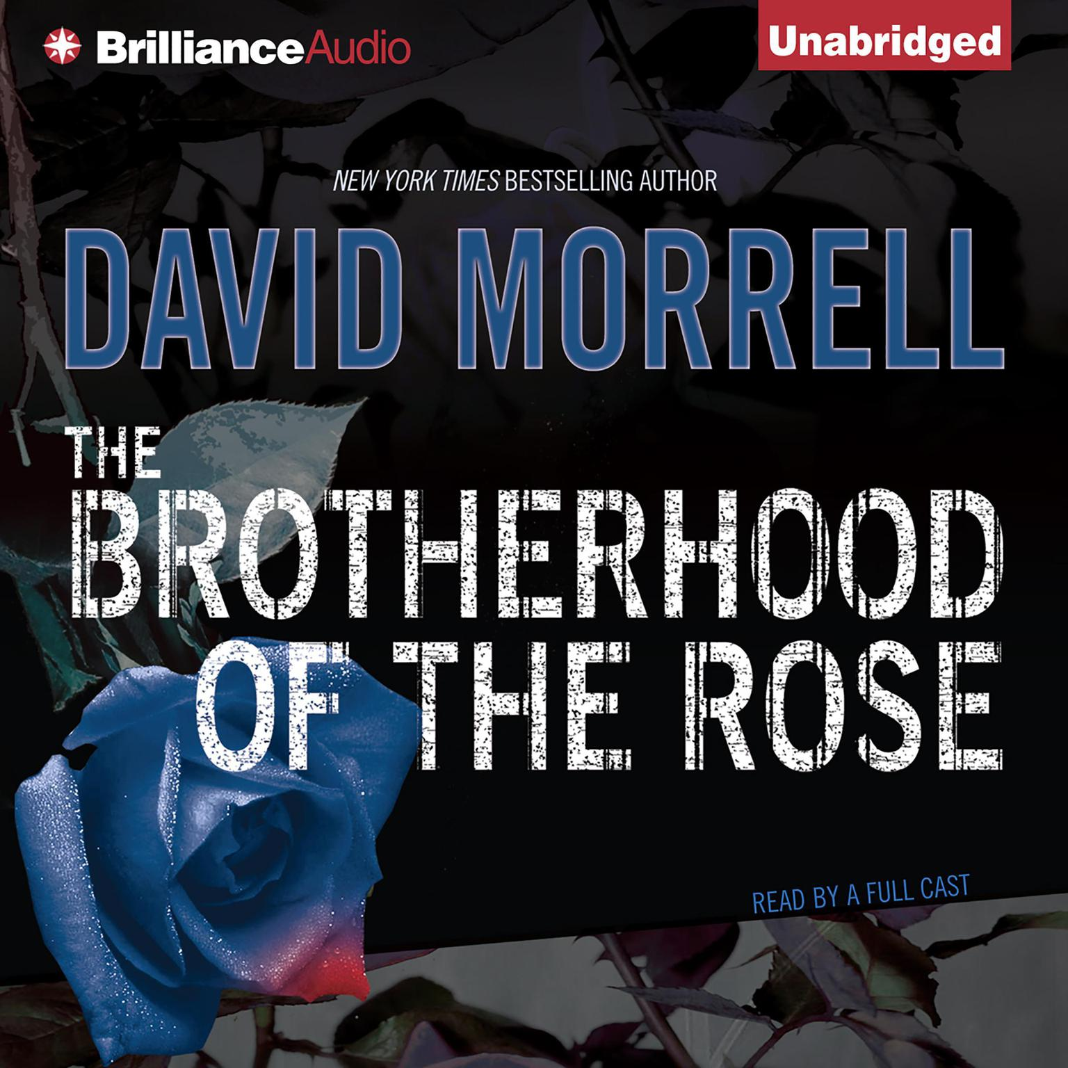 Printable The Brotherhood of the Rose Audiobook Cover Art