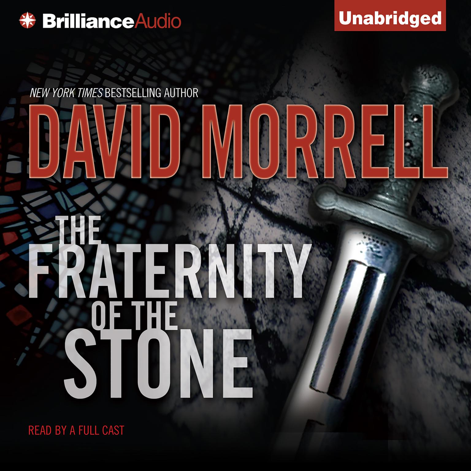 Printable The Fraternity of the Stone Audiobook Cover Art