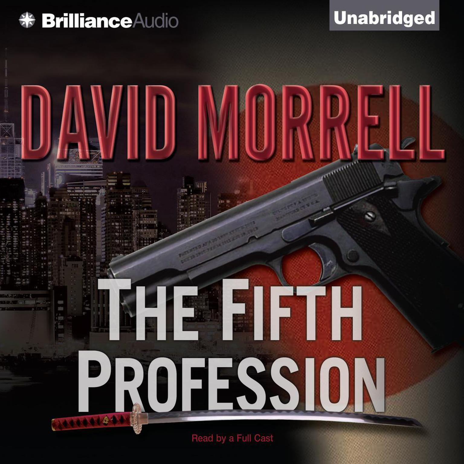 Printable The Fifth Profession Audiobook Cover Art