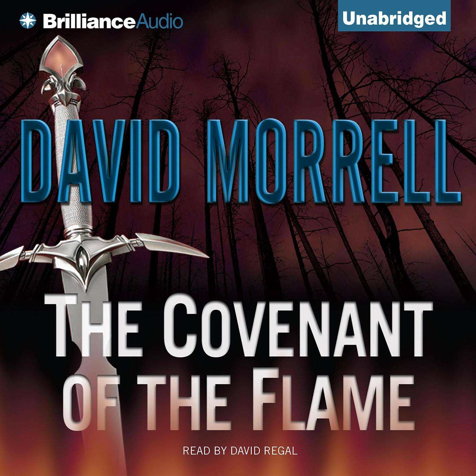 Printable The Covenant of the Flame Audiobook Cover Art