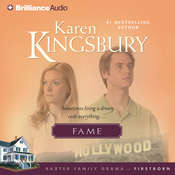 Fame Audiobook, by Karen Kingsbury
