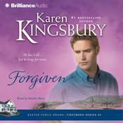 Forgiven Audiobook, by Karen Kingsbury