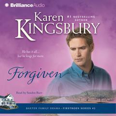 Forgiven Audiobook, by Karen Kingsbury