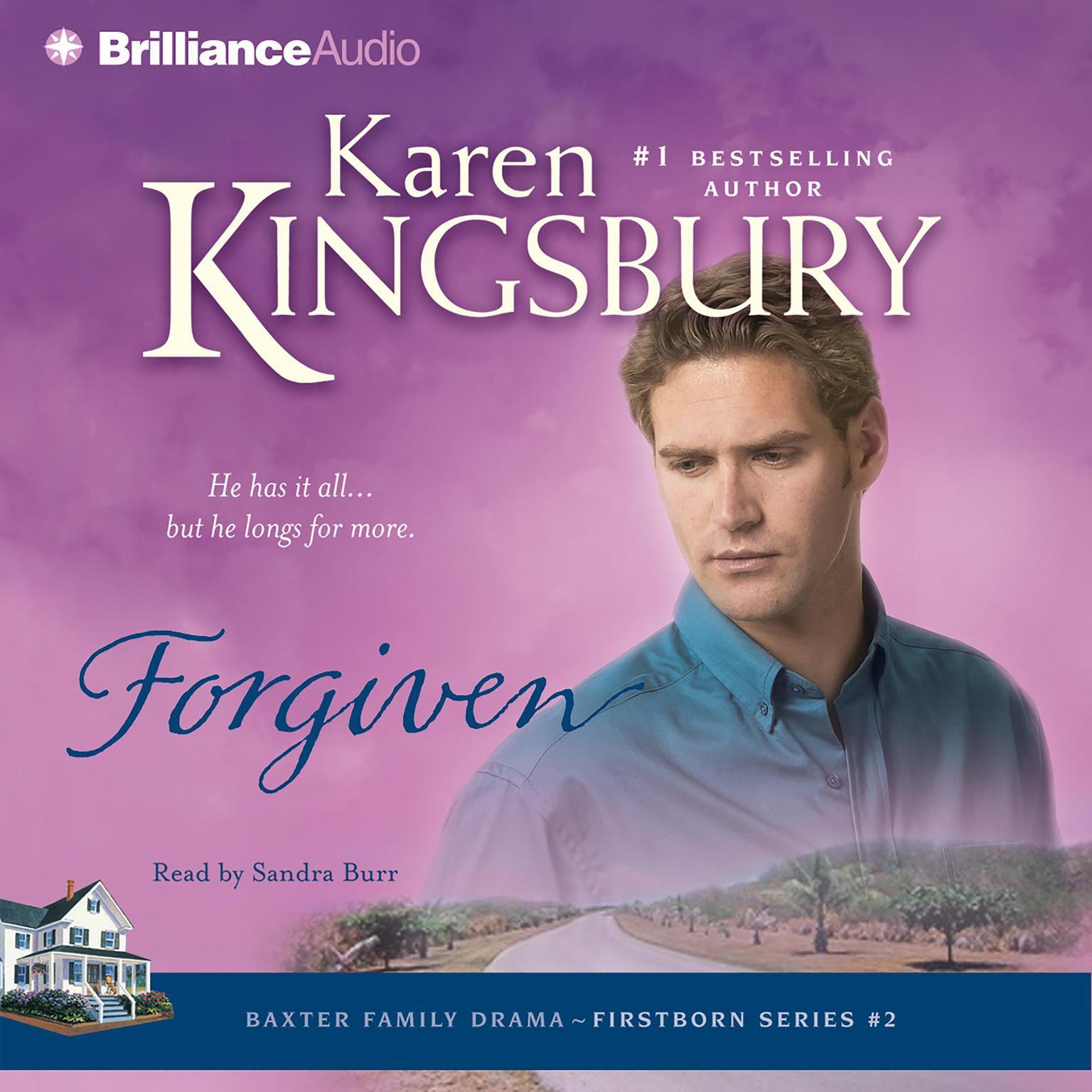 Printable Forgiven Audiobook Cover Art