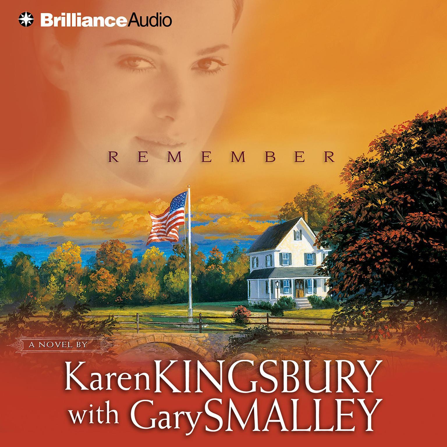 Printable Remember Audiobook Cover Art