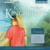 Summer Audiobook, by Karen Kingsbury