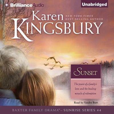 Sunset Audiobook, by Karen Kingsbury