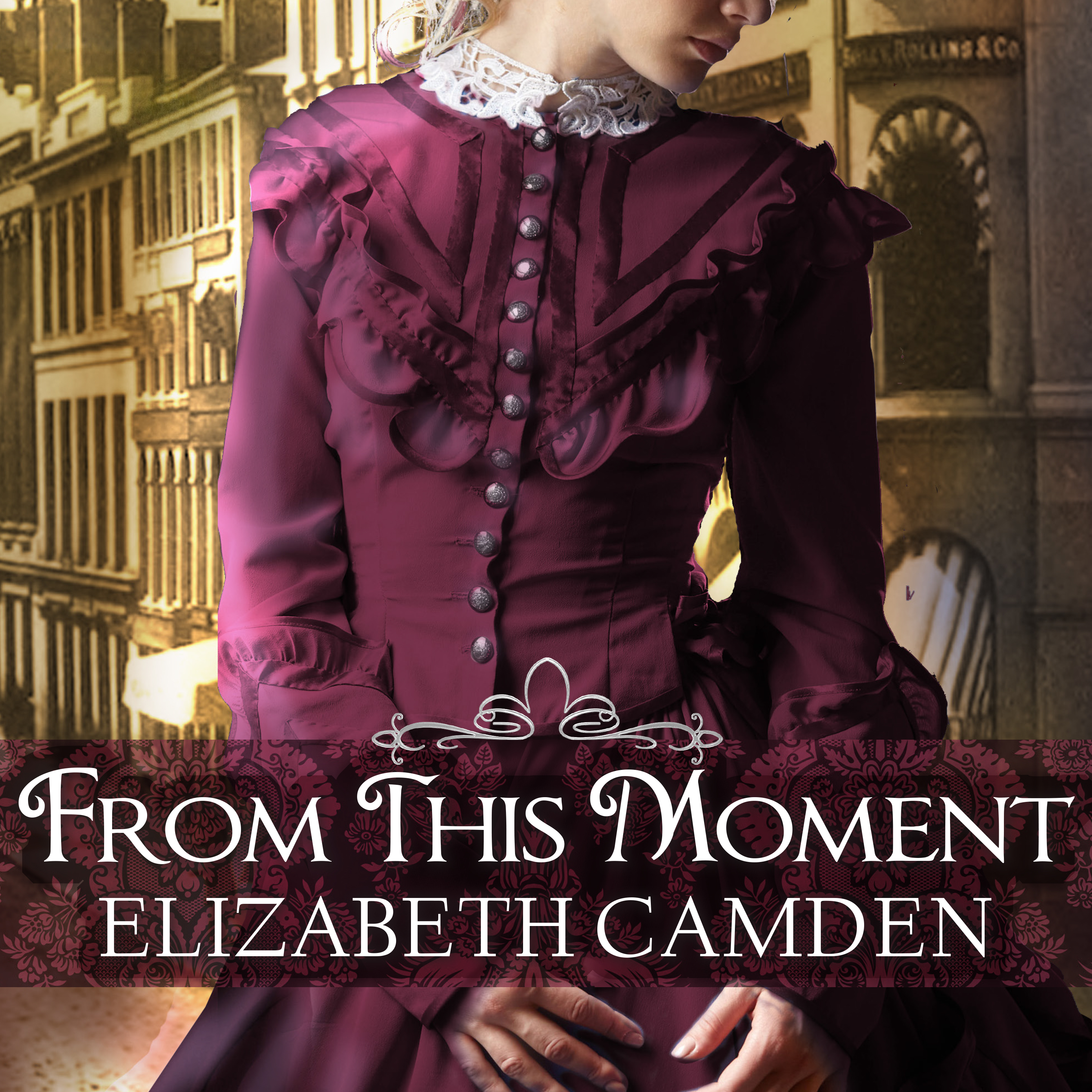 Printable From This Moment Audiobook Cover Art