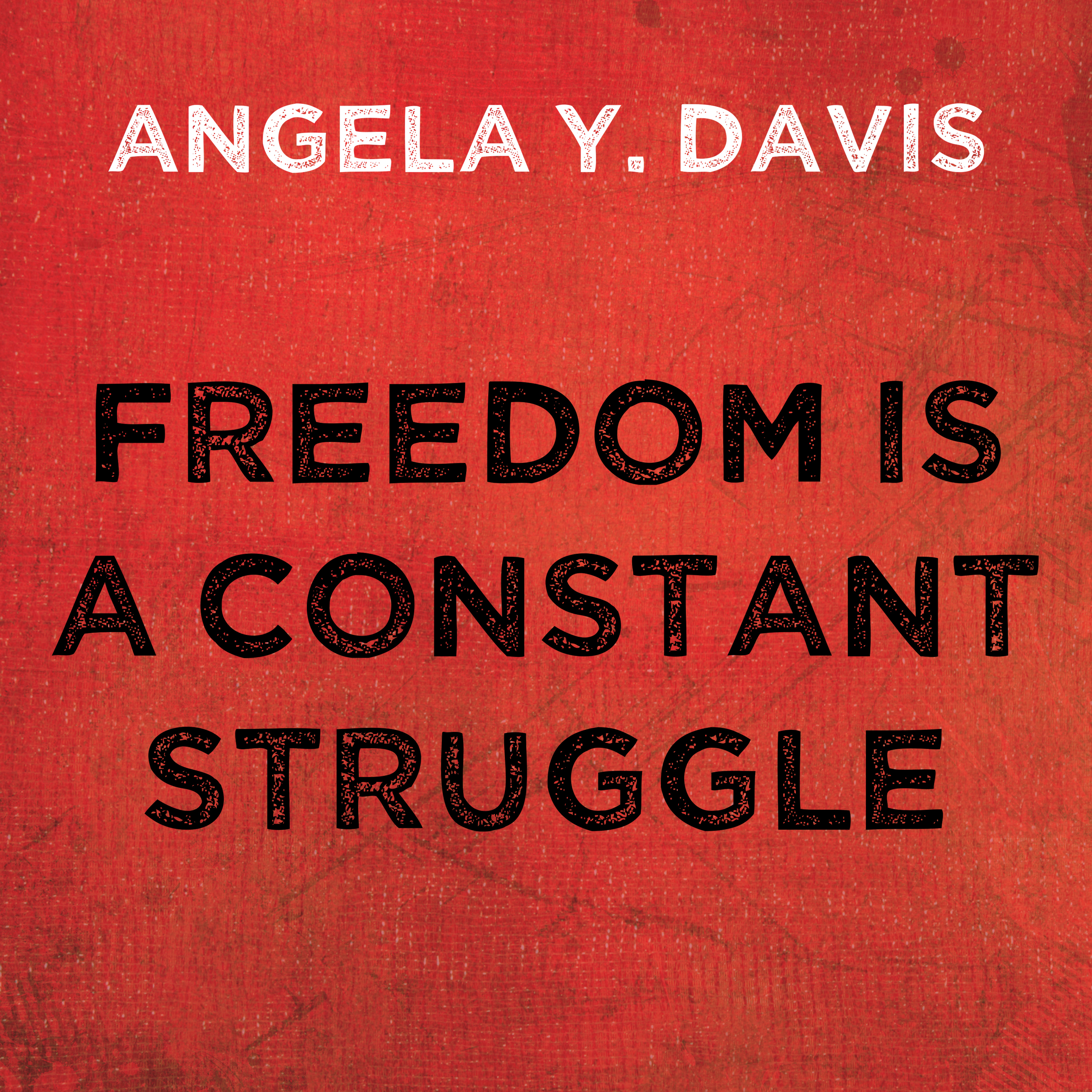 Printable Freedom is a Constant Struggle: Ferguson, Palestine, and the Foundations of a Movement Audiobook Cover Art